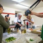 All'Agriturismo Al Chersogno lezione di cucina