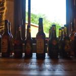 All'Agriturismo Al Chersogno degustazione di birre