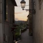 Tramonto a Civitella