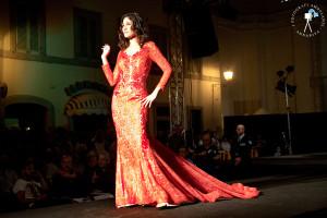 Le Miss con le creazioni di Maria Celli
